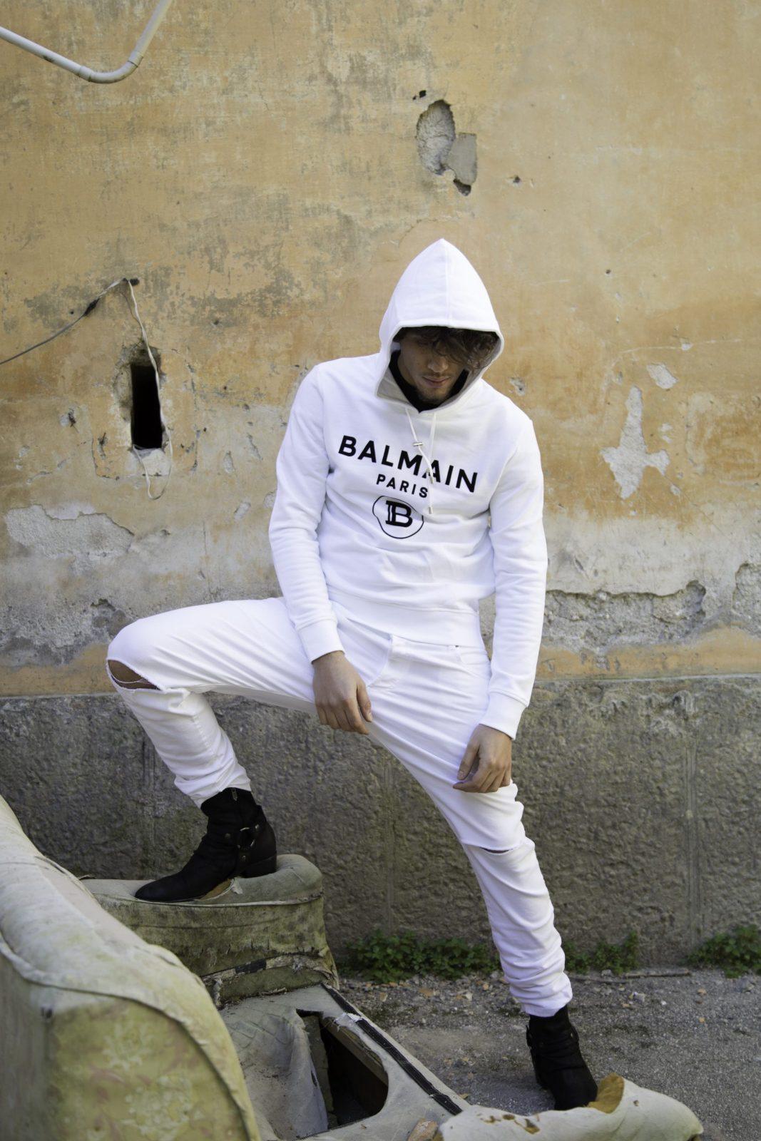 Umberto Giugliano Uomo Moda Europea