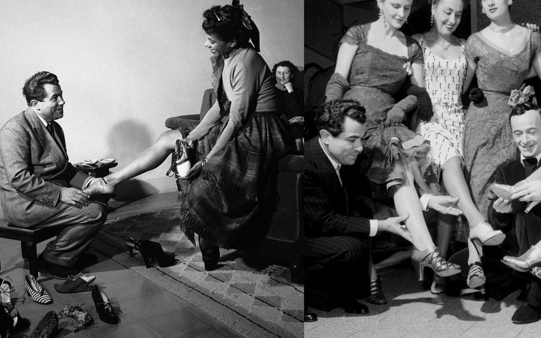 salvatore-ferragamo-storia-foto bianco e nero