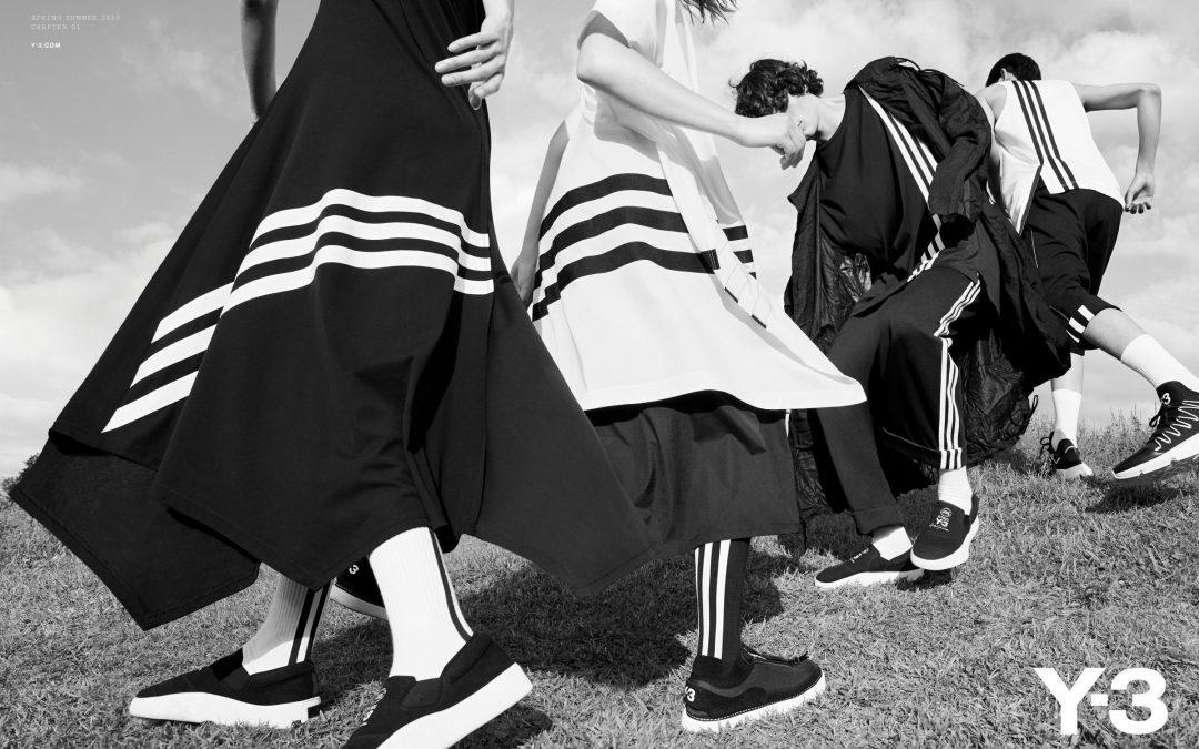 Adidas Y-3: sportwear & stile