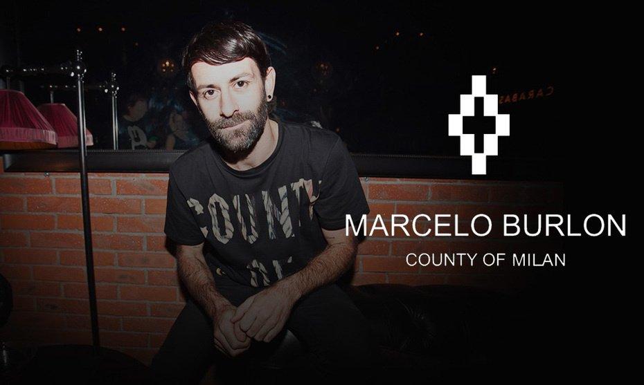 Marcelo Burlon: un fenomeno globale
